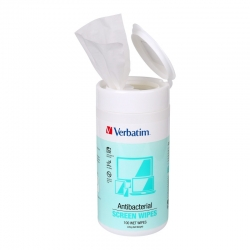 Verbatim SCREEN WIPES - 100PCS 66608