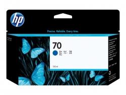 HP 70 130-ML BLUE INK CARTRIDGE - Z2100/3100/Z3200  C9458A