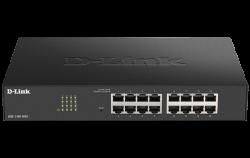 D-Link 16-Port Gigabit Smart Managed Switch - 16-Port 100BaseTX Auto-Negotiating 10/100/1000Mbps Switch DGS-1100-16V2