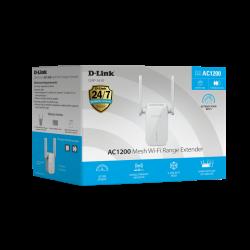 D-Link AC1200 Mesh Wi-Fi Range Extender DAP-1610