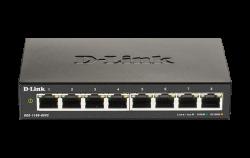 D-Link 8-Port Gigabit Smart Managed Switch DGS-1100-08V2