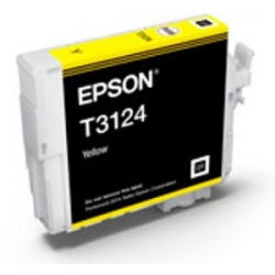 Epson ULTRACHROME HI-GLOSS2 - YELLOW INK CARTRIDGE FOR SURECOLOR SC-P405 C13T312400