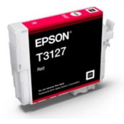 Epson ULTRACHROME HI-GLOSS2 - RED INK CARTRIDGE FOR SURECOLOR SC-P405 C13T312700