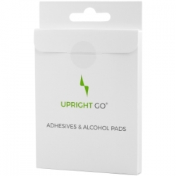 UPRIGHT GO ADHESIVE 10 PACK URA07W-IN