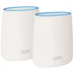 Netgear ORBI WHOLE HOME AC2200 TRI-BAND WIFI SYSTEM (RBK20) RBK20-100AUS