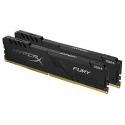 Kingston 64GB 3600MHz DDR4 CL18 DIMM KIT OF 2 HYPERX FURY BLACK HX436C18FB3K2/64