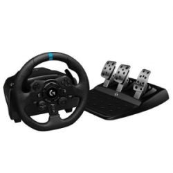 Logitech G923 RACING WHEEL AND PEDALS FOR PS5/PS4 AND PC 941-000152