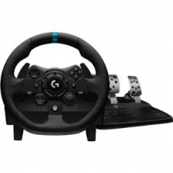 Logitech G923 RACING WHEEL AND PEDALS FOR XBOX ONE AND PC 941-000161