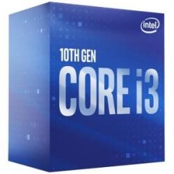 Intel CORE I3-10105F 3.70GHZ SKTLGA1200 6.00MB CACHE BOXED BX8070110105F