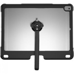STM dux grip (iPad 8th/7th gen) COM - black STM-222-315JU-01