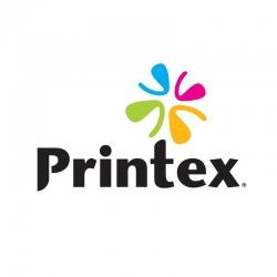 Printex 25 PACK DIRECT THERMAL LABEL L4028D-38 40MM X 28MM X 38MM CORE 2000 LABELS PER ROLL. L4028D-38P