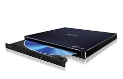 LG BP50NB40 8x Ultra Slim Portable External USB 3D Blu-ray Drive Player Burner Rewriter Super Multi Double-Layer