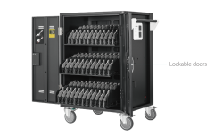 Aver 25Kg+ Freight Rate-36 bays, tablets, laptops & Chromebooks Charge Cart