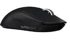 Logitech PRO X SUPERLIGHT Wireless Gaming Mouse Black (910-005882)