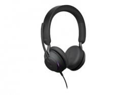 JABRA CORDED EVOLVE2 40 MS STEREO USB-C HEADSET  24089-999-899