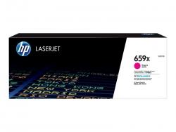 HP 659X MAGENTA TONER - HIGH YIELD FOR M776 SERIES  W2013X
