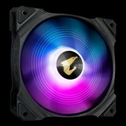 Gigabyte AORUS120 ARGB Fan for Gigabyte AIO Liquid CPU Coolers, 140mm GP-AR140RFAN