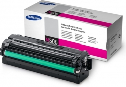 Samsung CLT-M506L High Yield Magenta Toner Cartridge (SU307A)