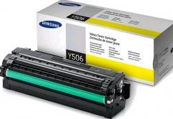 Samsung CLT-Y506L High Yield Yellow Toner Cartridge (SU517A)