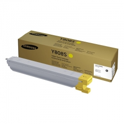 Samsung CLT-Y808S Yellow Toner Cartridge (SS736A)