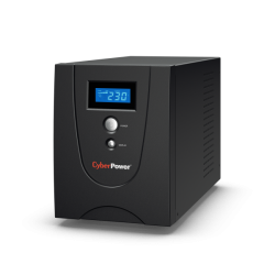 CyberPower Value SOHO  LCD 2200VA / 1320W (10A) Line Interactive UPS - (VALUE2200ELCD)