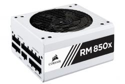 CORSAIR RMx White Series, RM850x White, 850 Watt (850W), 80 PLUS Gold Certified, Fully Modular Power Supply, 10 Year Warranty (CP-9020188-AU)
