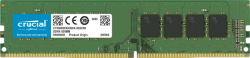 CRUCIAL 8GB DDR4 DESKTOP MEMORY, PC4-25600, 3200MHz, UNRANKED, LIFE WTY CT8G4DFRA32A