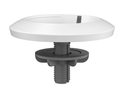 LOGITECH RALLY MIC POD MOUNT (CEILING AND TABLE) - WHITE , 2 YEARS WTY 952-000020