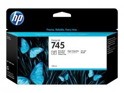 HP 745 130-ML PHOTO BLACK DESIGNJET INK CARTRIDGE - Z2600/Z5600 F9J98A
