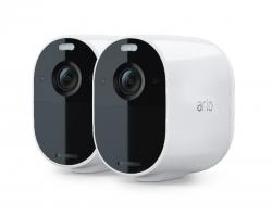 Arlo Essential Spotlight Camera, 2 Camera Kit VMC2230-100AUS