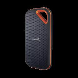 SanDisk Extreme Pro Portable SSD,E81 1TB, USB 3.2 Gen 2x2, Type C & Type A compatible, SDSSDE81-1T00-G25