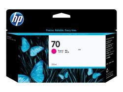HP 70 130-ML MAGENTA INK CARTRIDGE - Z2100/3100/Z5400/Z5200/Z3200 C9453A