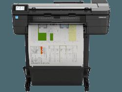 HP DESIGNJET T830 24 INCH MFP F9A28E