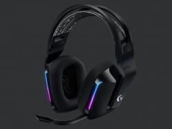 Logitech G733 LIGHTSPEED Wireless RGB Gaming Headset - Black 981-000867