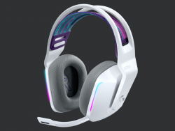 Logitech G733 LIGHTSPEED Wireless RGB Gaming Headset - White 981-000886