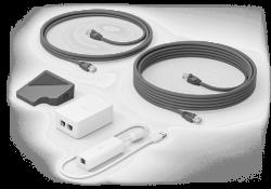 Logitech Cat5E Kit for Logitech Tap GRAPHITE - WW 952-000019