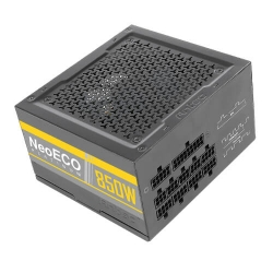 Antec NeoEco 850w 80+ Platinum, Fully Modular, Zero RPM, 28(18+10) pin MBU, 2x 8PIN EPS, 120mm Silent Fan, Continuous Power, ATX Power Supply (NE850 Platinum AU)