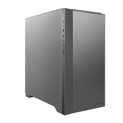 Antec P82 Silent ATX, mATX, Support up to 360mm Radiator, Includes 3x Fans, Max GPU 30mm, Easy Access I/O Ports, Corporate Office Case (P82-SILENT)