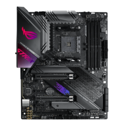 Asus Motherboard X570 ATX: AM4 Socket For AMD 2nd/3rd Gen. Selected Ryzen Processors4x DDR4, 8x SATA 6Gb/s, ROG-STRIX-X570-E GAMING