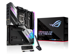 Asus INTEL Z590 EATX MOTHERBOARD WITH 18+2 POWER STAGES FIVE M.2 SLOTS USB 3.2 GEN ROG MAXIMUS XIII EXTREME