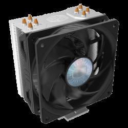 Cooler Master Hyper 212 EVO V2 Cooling Fan/Heatsink - Processor - 1 x Fan(s) - 1755.6 L/min Maximum Airflow RR-2V2E-18PK-R1