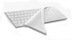 Man And Machine FITTED DRAPE FOR ITSCOOL KEYBOARD--WHITE DRAPE/ITS/US