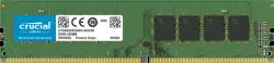 Crucial 16GB DDR4 2666 MT/s (PC4-21300) CL19 SR x8 Unbuffered DIMM 288pin [CT16G4DFRA266]
