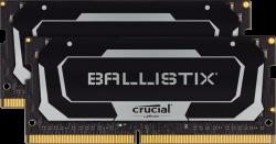 Crucial Ballistix 16GB Kit (8GBx2) DDR4 NOTEBOOK MEMORY, PC4-25600, 3200MHz, LIFE WTY, BLACK BL2K8G32C16S4B