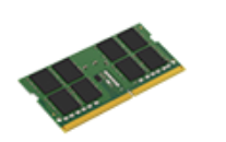 Kingston 16GB 3200MHz DDR4 Non-ECC CL22 SODIMM 2Rx8 KVR32S22D8/16