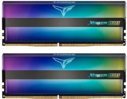 TEAM Xtreem Addressable RGB Gaming 32GB Memory Kit (16GB x 2) 3600Mhz (TF10D432G3600HC18JDC01)