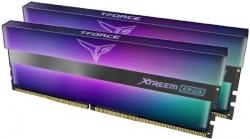 TEAM Xtreem Addressable RGB Gaming 16GB Memory Kit (8GB x 2) 4000Mhz (TF10D416G4000HC18JDC01)