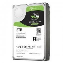 """Seagate BarraCuda HDD 3.5"""" 8TB SATA 5400RPM 256MB CACHE 2 Year Warranty (ST8000DM004)"""