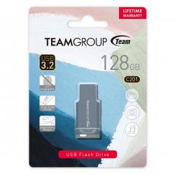 TEAM C201 USB3.2 Morandi Color Flash Drive 128GB (TC2013128GL01)