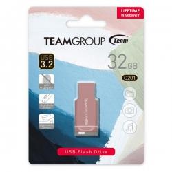 TEAM C201 USB3.2 Morandi Color Flash Drive 32GB (TC201332GK01)
